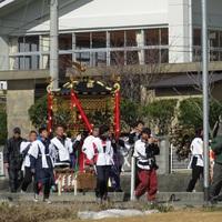 富岡の春祈祷祭り