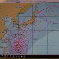 台風21号 JTWC