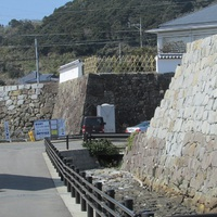富岡城の大手門