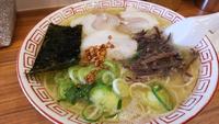 玉名拉麺と金栗四三