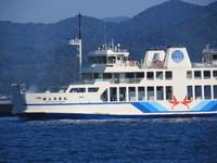 船旅いいね!天長丸で鹿児島県まで行こう