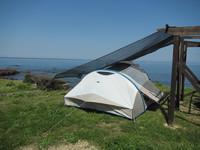 テント泊のNEWアイテム