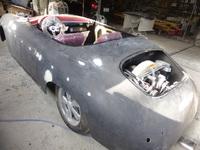 ポルシェ 356 スピードスター レプリカ Vol3