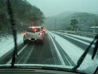 雪道の事故