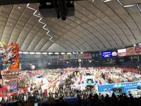 日本のふるさと祭り in tokyo dome