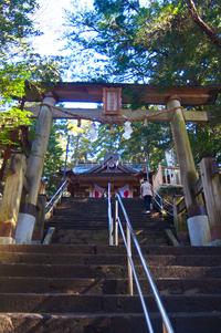神社巡りの旅記録01
