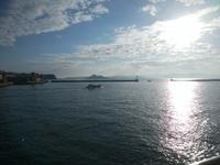 今日は朝から鹿児島へ…