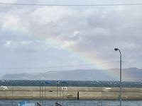 虹のかなたに・・・