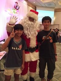 真夏のクリスマス会♪♪(#^.^#)