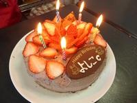 誕生日おめでとう♪♪