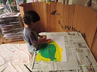 秋を楽しむ子供たち♬芸術の秋・スポーツの秋