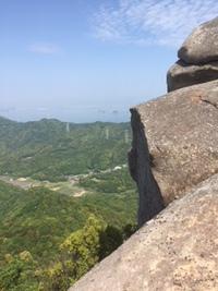 次郎丸岳初登頂