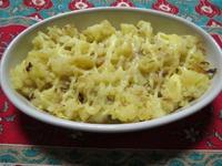 貧乏レシピシリーズ:魚とジャガイモのグラタン風