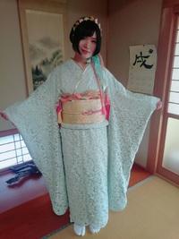 娘の成人式に行ってきました\(^o^)/