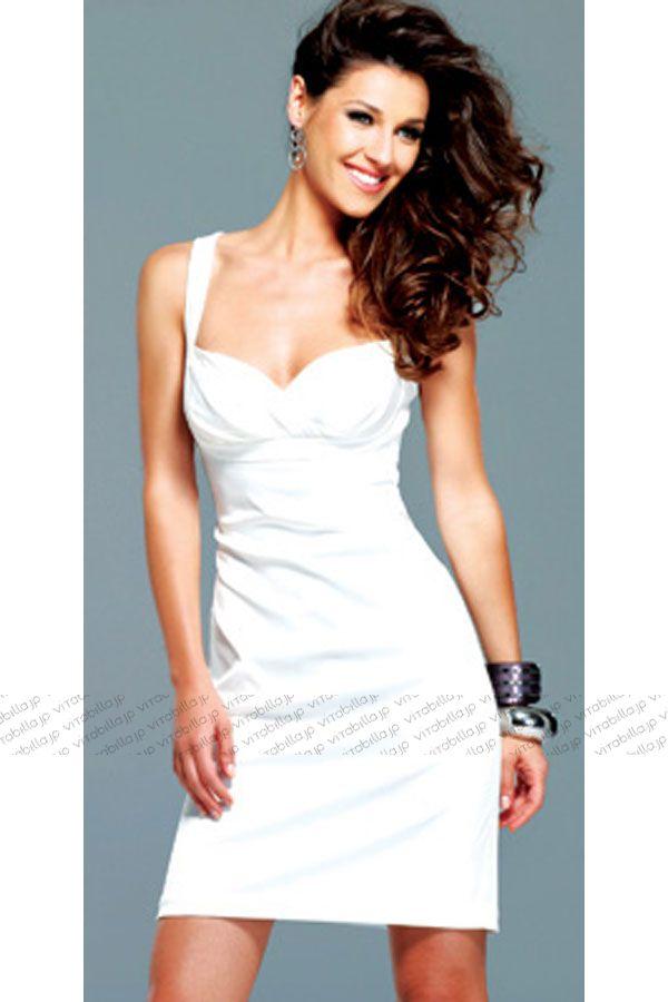体型に似合うドレス選び