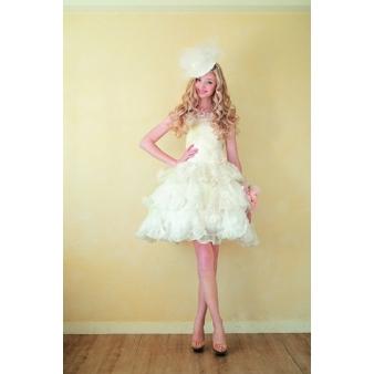美しいウェディングドレス