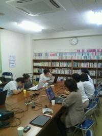 ブログ勉強会開催しました(^_^)v