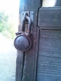 この鍵、現役です