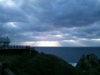 東シナ海 2012/12/19 19:11:00