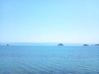 海派?山派?姫戸の諏訪海水浴場 2012/05/06 08:18:00