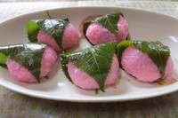 春色桜餅♪