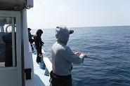 海南丸3月の釣果