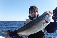 海南丸11月の釣果