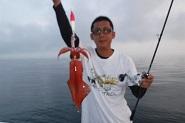海南丸8月の釣果