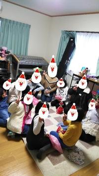 クリスマス会第1部開催!!
